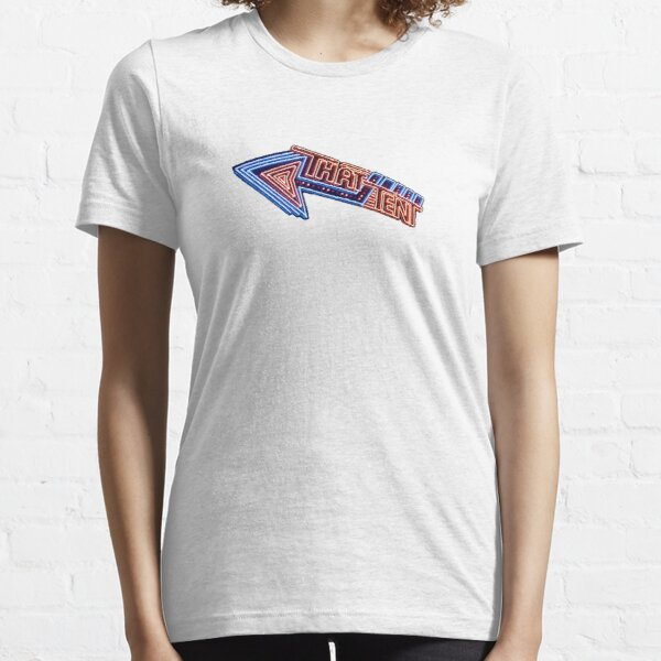 Bonnaroo That Tent Neon Sign Essential T-Shirt