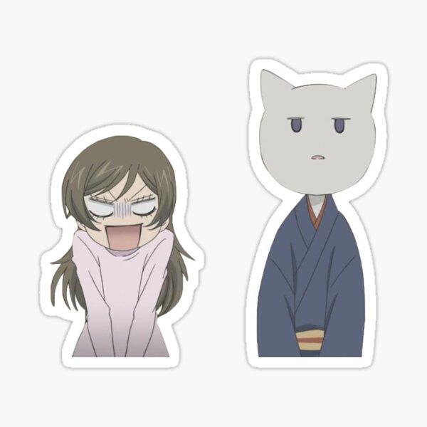 Nanami and Tomoe Sticker