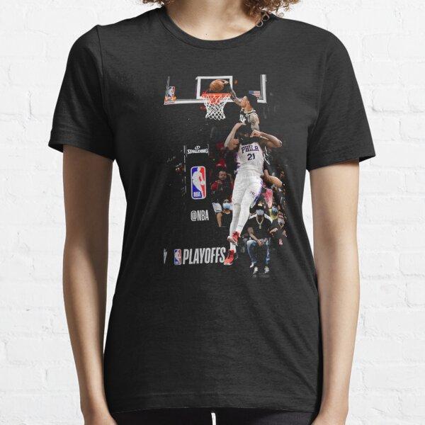 John Collins Dunk On Embiid  Essential T-Shirt
