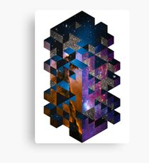 Spoceblocks Canvas Print