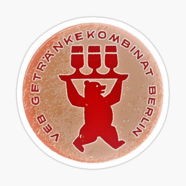 VEB Berlin Sticker
