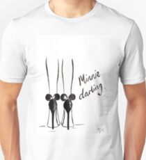 Minnie Darling Unisex T-Shirt