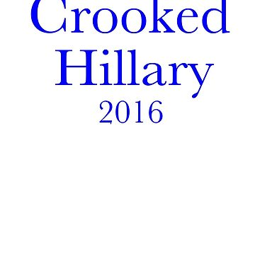 Crooked Hillary by colink187