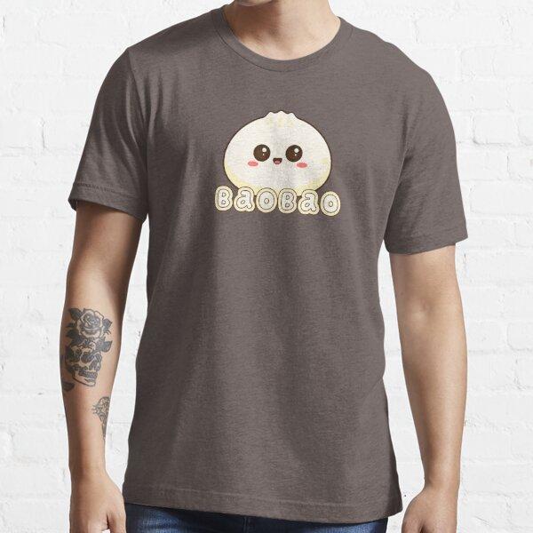 Kawaii Bao Bun/Dumpling Essential T-Shirt
