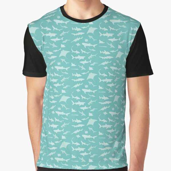 Sharks and Rays! Graphic T-Shirt