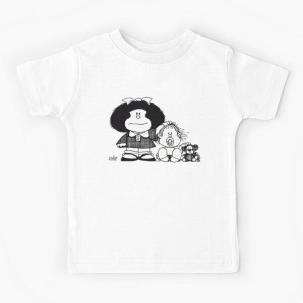 Mafalda Quino Camiseta para niños