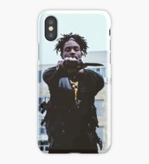Jazz Cartier Knife Out iPhone Case/Skin