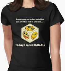 Just Another Roll of The Dice - Badass Mofo Hipster T-Shirt