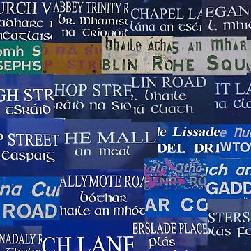 Tuam Street Signs by shopstreet