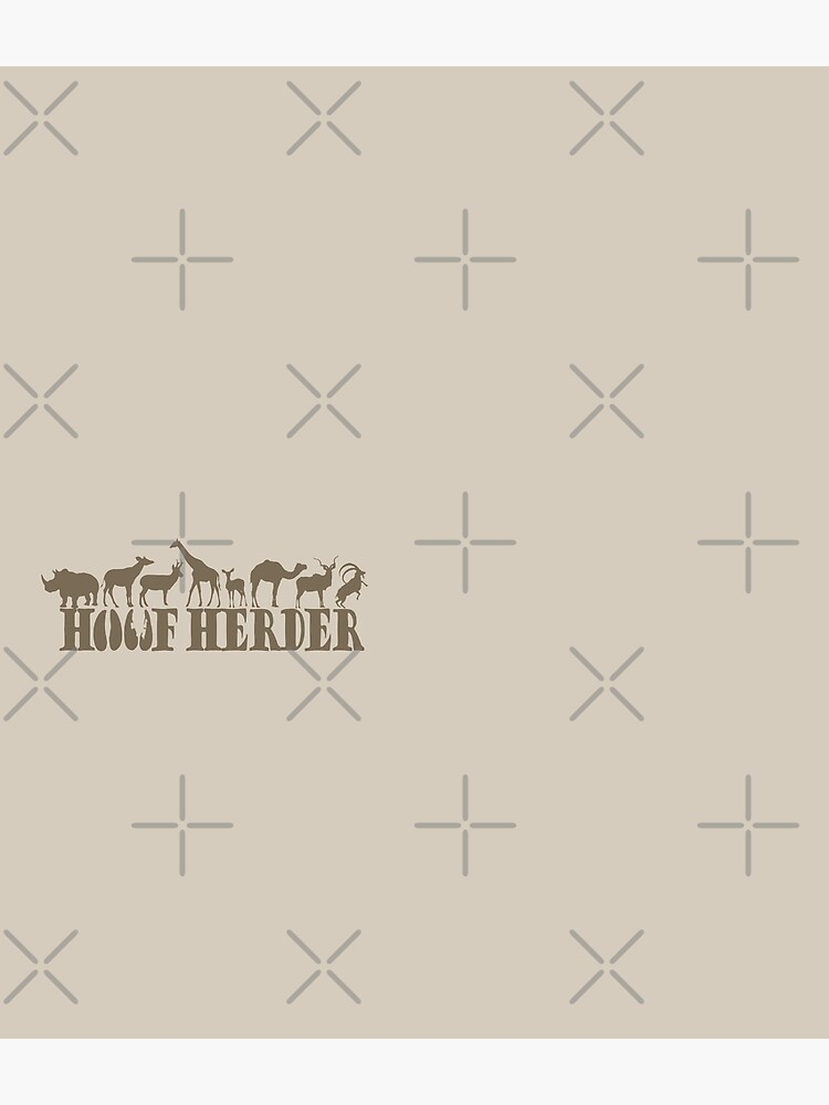 Hoof Herder Design by AnimalsAnon