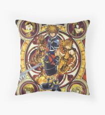 Sora Awakening Throw Pillow