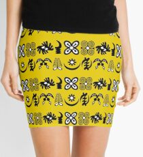 ADINKRA Mini Skirt