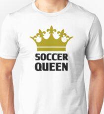 Soccer Queen Unisex T-Shirt