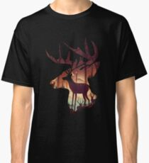 Mystical Deer Classic T-Shirt