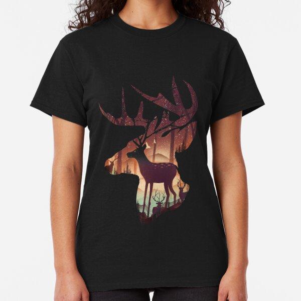 Mystical Deer Classic T-Shirt