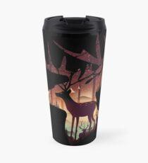 Mystical Deer Travel Mug