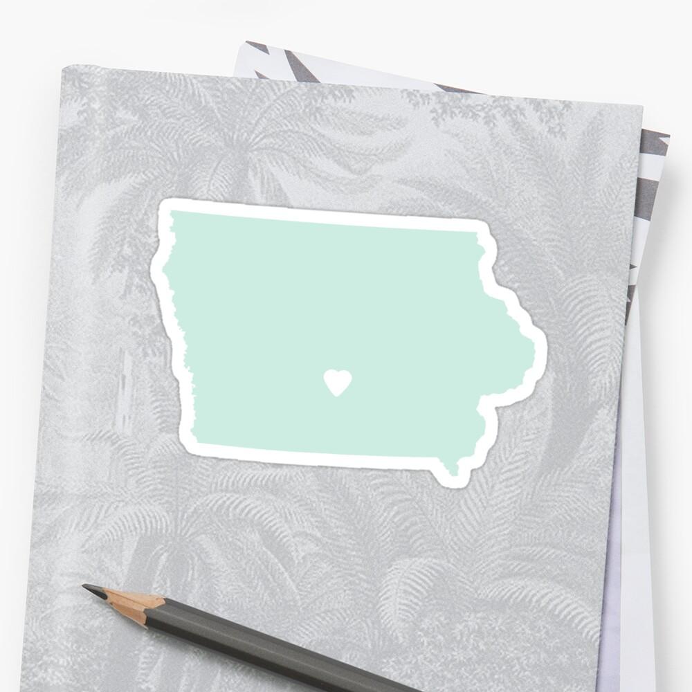 Iowa Mint by Maren Misner