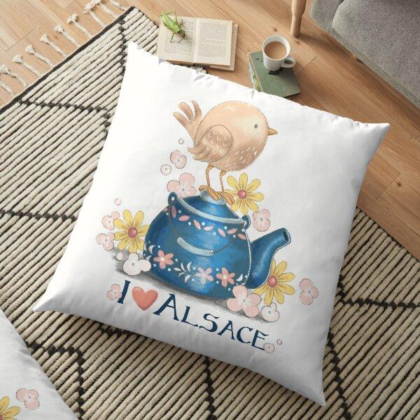 I love Alsace Floor Pillow