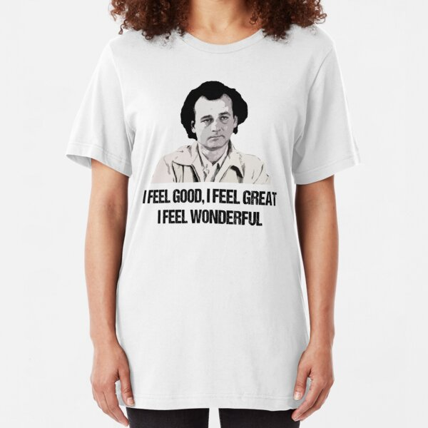 What About Bob Slim Fit T-Shirt