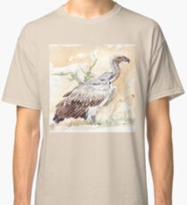 White-backed Vulture Classic T-Shirt