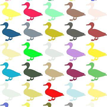 Ducks On Acid by SelfConscious