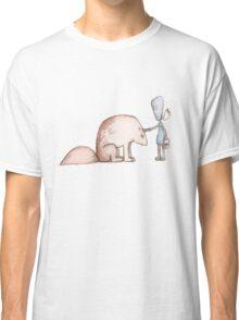 Ego Makes A Friend Classic T-Shirt