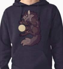 Claw at the Moon Pullover Hoodie