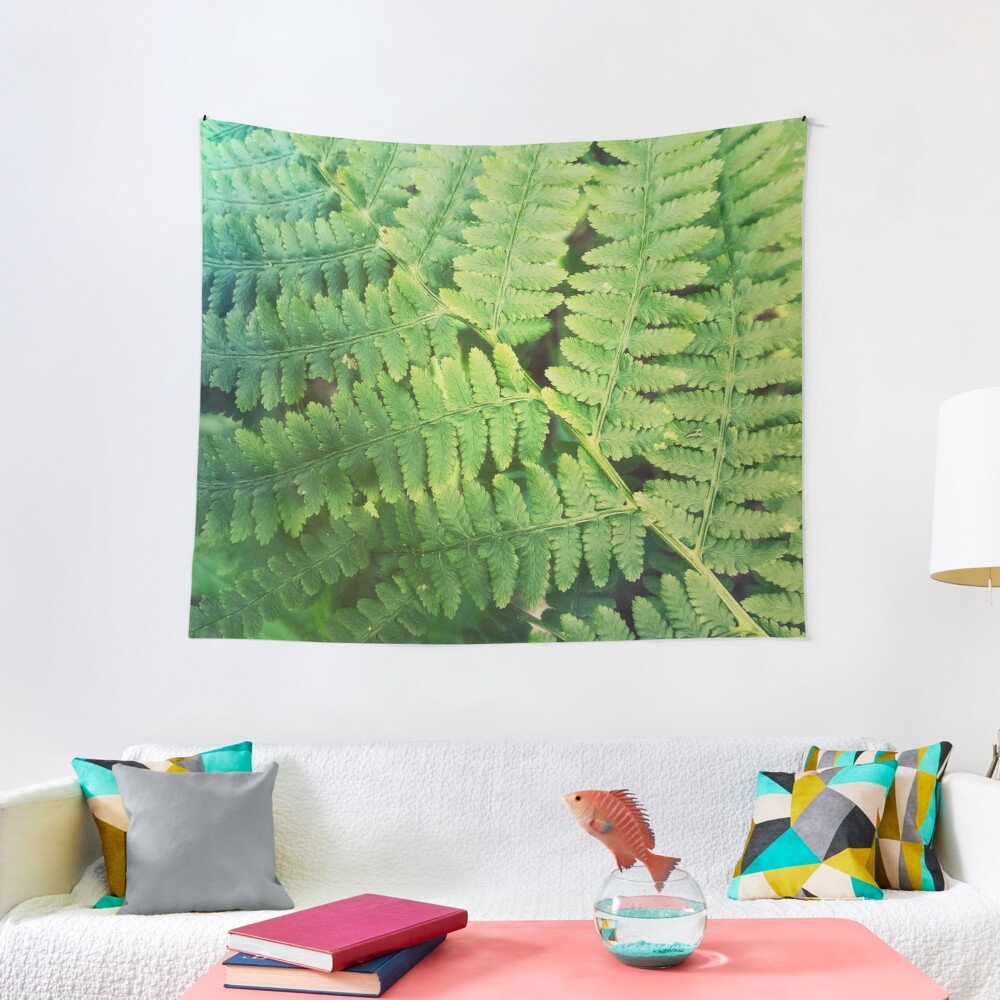 Fernly - Plant Lover Gift Tapestry