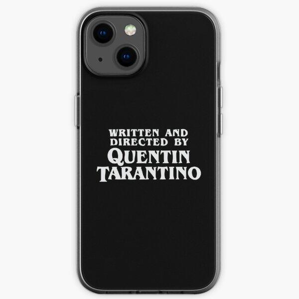 Quentin Tarantino iPhone Soft Case