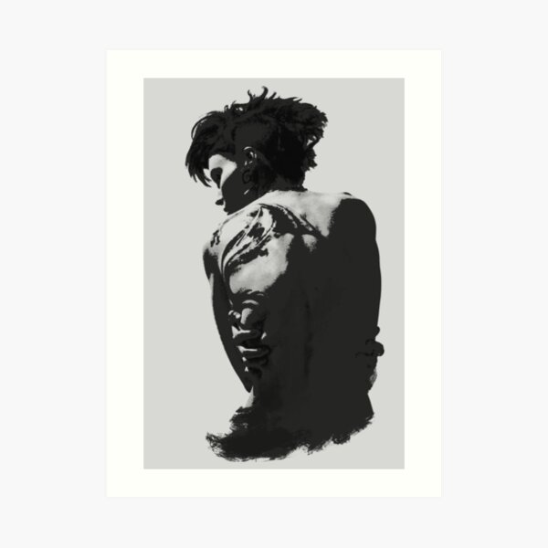 Lisbeth Salander – Dragon Tattoo Art Print