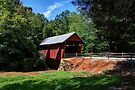 Campbell's Covered Bridge by Bill Wetmore