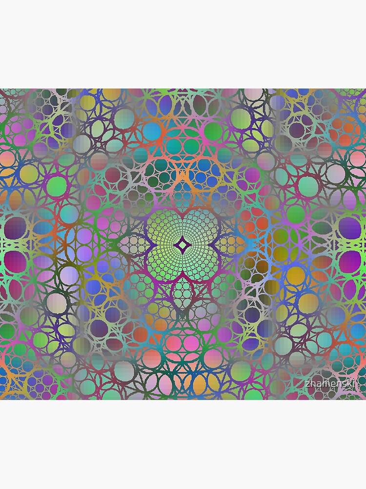 Visual arts, Optical illusion, Concentric Circles, Geometric Art, - концентрические круги by znamenski