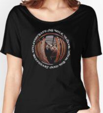 Captain Beefheart Safe As Milk Women's Relaxed Fit T-Shirt