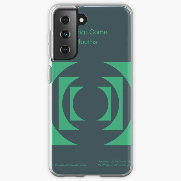 The WWP Chapter 5 Samsung Galaxy Soft Case