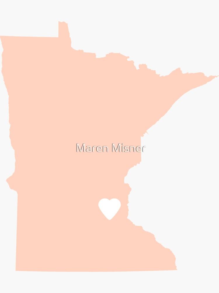 Melocotón de Minnesota de marenmisner