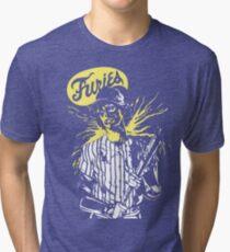 The warriors. Furies baseball player! Tri-blend T-Shirt
