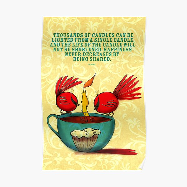 What my Coffee says to me -  December 29, 2012 Poster