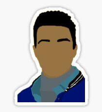Matt Until Dawn - Minimalism Sticker