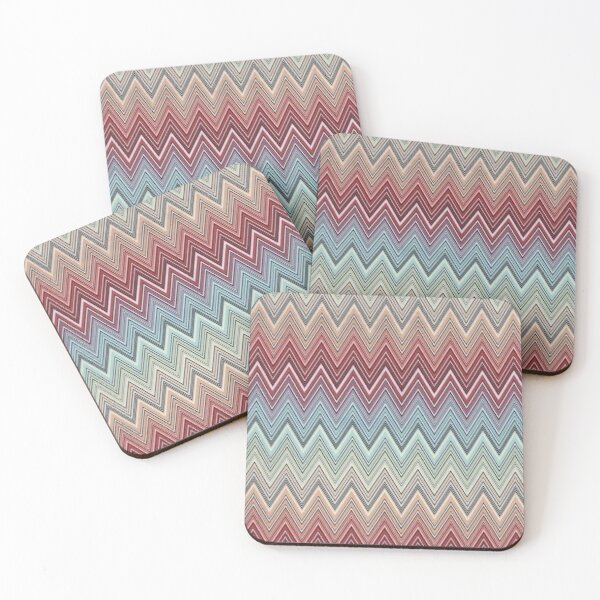 missoni home zigzag                 Coasters (Set of 4)