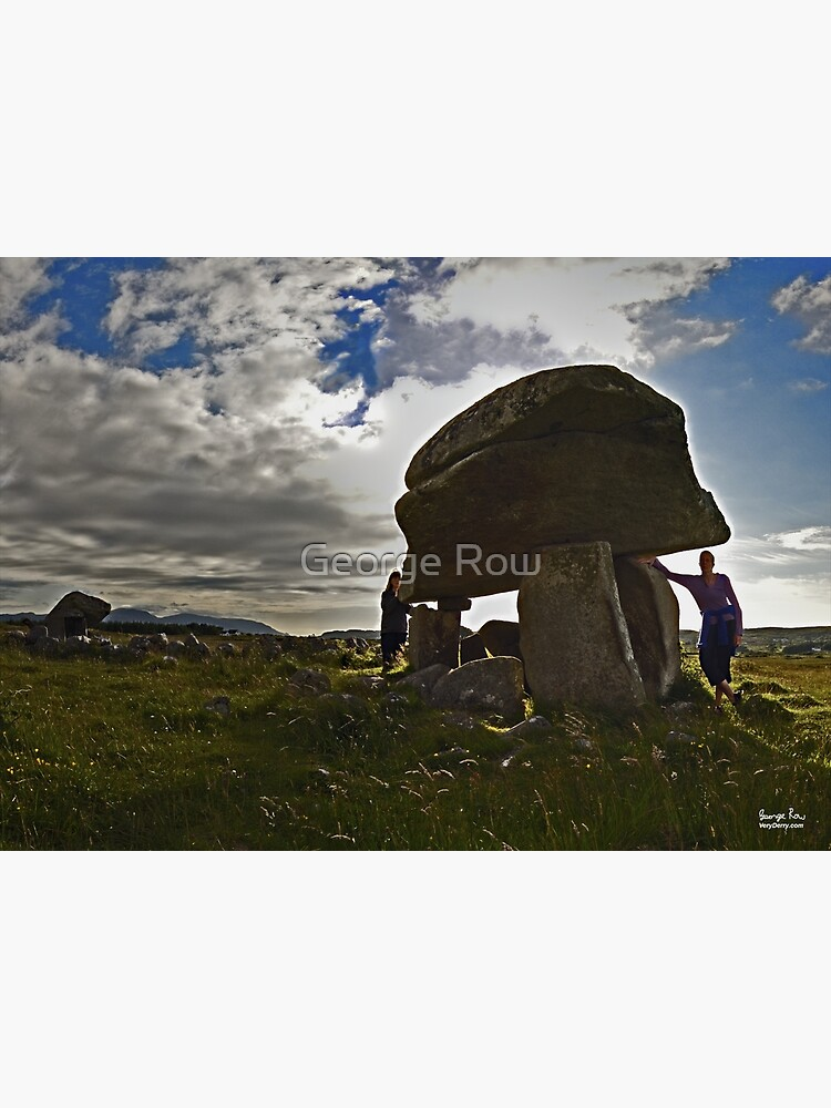 Kilclooney Dolmen, County Donegal by VeryIreland