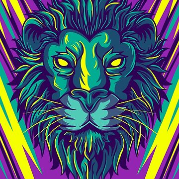 lion by motymotymoty