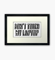 Computer Framed Print