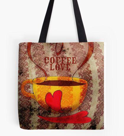 What my Coffee says to me -  November 27, 2012 Tote Bag