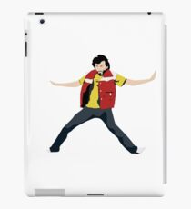 Flight of the Conchords - Bret's Angry Dance iPad Case/Skin