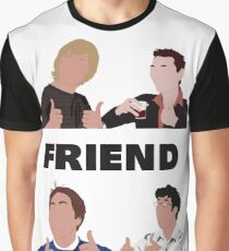 The Inbetweeners - Ooh, Friend Graphic T-Shirt