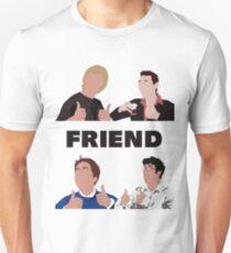 The Inbetweeners - Ooh, Friend Unisex T-Shirt