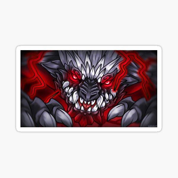 Nergigante Reborn in Dragon Sticker
