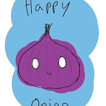Happy Onion by dboorin