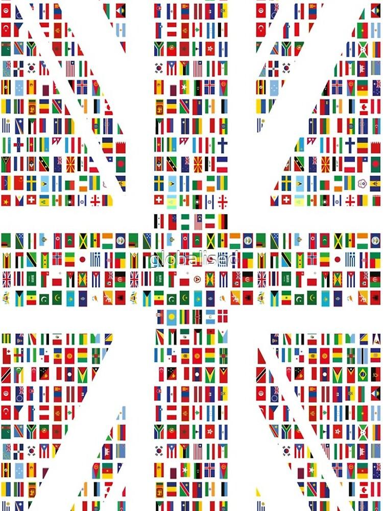 Union Hack by globalised
