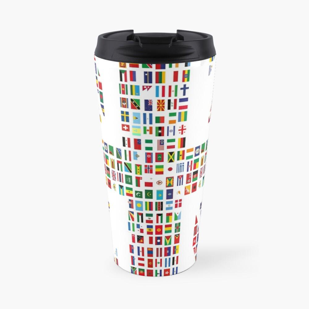 Union Hack Travel Mug